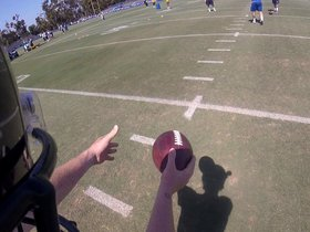 Watch: #RamsCamp Wired: Johnny Hekker