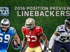 Watch: Ranking the Top 5 Linebackers