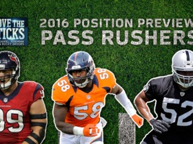Watch: Ranking the Top 5 Pass Rushers