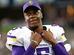 Watch: Rapoport: Vikings have little hope Bridgewater will play in 2016
