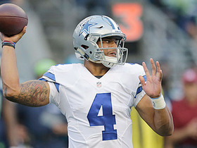 Watch: Is Dak Prescott's preseason a fluke?