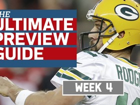 Watch: The Ultimate Preview Guide: Preseason Week 4