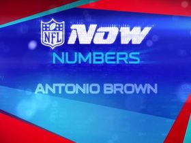 Watch: NOW Numbers: Antonio Brown