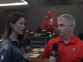 Watch: Watch: Buccaneers-Redskins Pregame Report