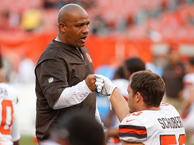 Watch: How has Hue Jackson influenced the Browns?