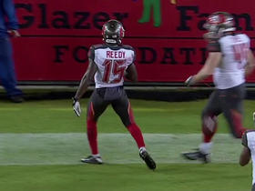 Watch: Ryan Griffin finds Bernard Reedy for the 9-yard TD