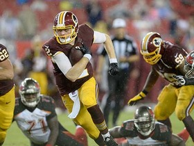 Watch: Redskins vs. Buccaneers highlights