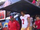 Watch: Colin Kaepernick booed by fans as he takes the field