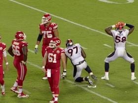 'America's Game': Ware says 'he knew' Von would get fined for celebration