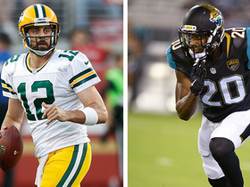 Who has the edge in Packers vs. Jaguars?
