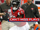 Watch: Can't Miss Play: Sanu makes acrobatic TD catch