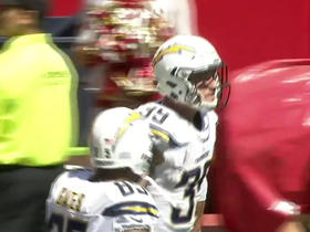 Philip Rivers finds Danny Woodhead for 4-yard touchdown