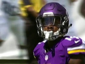 Shaun Hill finds Stefon Diggs for 13 yards