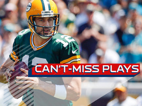 Can't-Miss Play: Patient Rodgers finds Nelson for TD