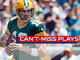 Watch: Can't-Miss Play: Patient Rodgers finds Nelson for TD