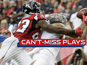 Watch: Can't Miss Play: Evans fights for TD catch