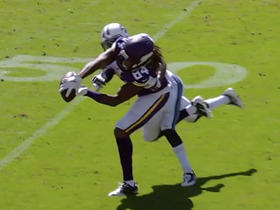 Shaun Hill finds Cordarrelle Patterson for 6 yards