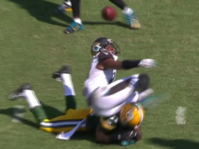 Watch: Can't-Miss Play: Allen Robinson makes magic catch for 22-yard gain
