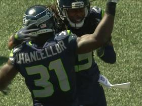Watch: Kam Chancellor makes big stop on 4th down