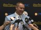 Watch: Ben: 'We just line up and play'