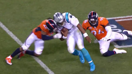 Is Cam Newton being treated differently?