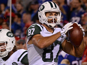 Watch: Eric Decker makes 5-yard TD catch