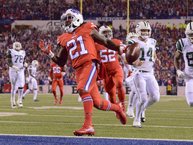 Nickell Robey-Coleman returns Jets' fumble for TD