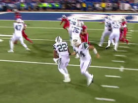 Watch: Matt Forte rushes for 3rd TD of game