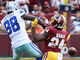 Watch: Josh Norman breaks up pass intended for Dez Bryant