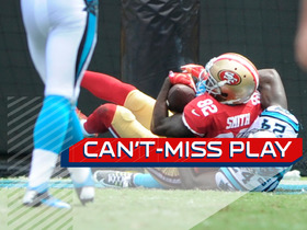 Watch: Can't-Miss Play: Blaine Gabbert hits Torrey Smith for 28-yard TD