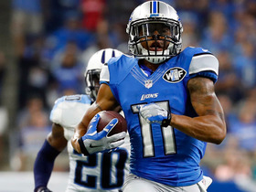 Watch: Marvin Jones gains 47 yards down sideline