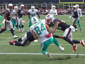 Watch: Ryan Tannehill connects with Jordan Cameron for a 12-yard TD