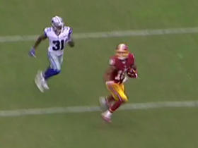 Watch: Kirk Cousins finds Josh Doctson for a 61-yard catch