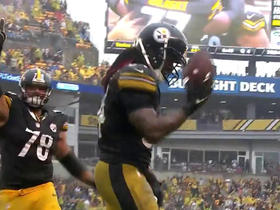 Watch: DeAngelo Williams catches wide open touchdown pass
