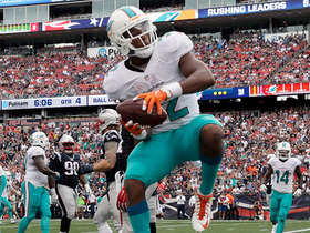 Watch: Kenyan Drake rushes 7 yards for a TD