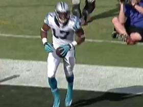 Watch: Cam Newton finds Devin Funchess for 16-yard TD