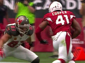 Jameis Winston intercepted by Marcus Cooper