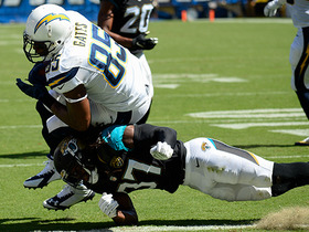 Watch: Philip Rivers finds Antonio Gates for 2-yard TD
