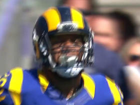 Watch: Case Keenum connects with Lance Kendricks for a 44-yard gain