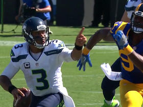 Watch: Robert Quinn sacks Russell Wilson, forces a fumble