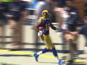 Watch: Case Keenum finds Kenny Britt for a 36-yard gain