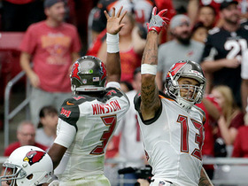 Watch: Winston connects with Mike Evans for 19-yard TD