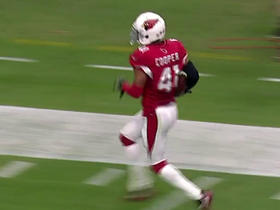 Watch: Marcus Cooper pick six on tipped pass