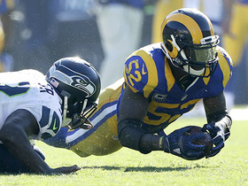 Watch: Hollywood ending: Rams win home opener