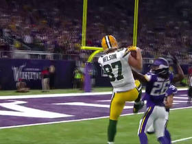 Watch: Aaron Rodgers throws a deep pass to Jordy Nelson for 39 yards