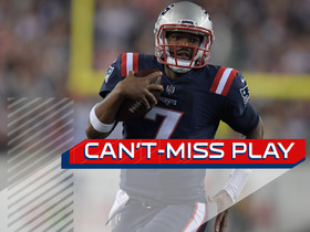 Watch: Can't-Miss Play: Brissett races for first career TD