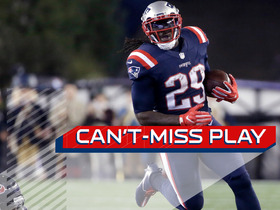 Watch: Can't-Miss Play: Blount buries Texans with TD run