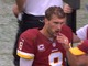 Watch: Kirk Cousins almost throws pick on 4th down