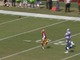 Watch: Kirk Cousins overthrows open Jackson for possible TD