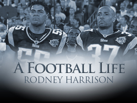 Watch: 'A Football Life': What Harrison learned from Junior Seau